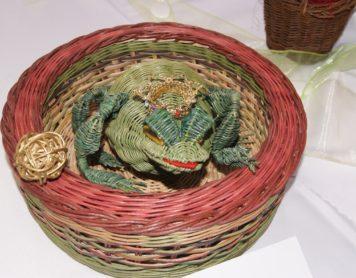 Výstava tradice košíkářského řemesla