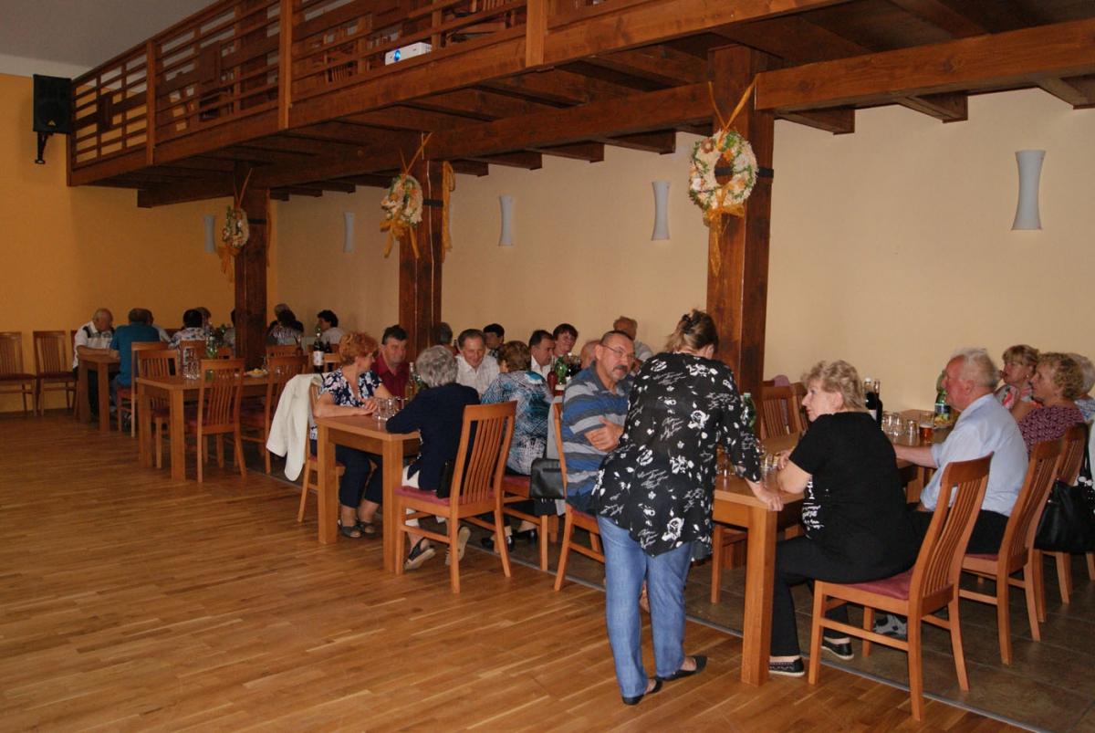 Setkání zastupitelů s důchodci 21. 9. 2018