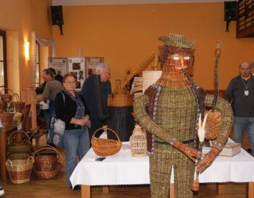 Setkání košíkářů v Rudníku a v Ostratě